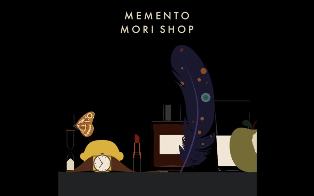Memento Mori E SHOP by Daniel Carlsten