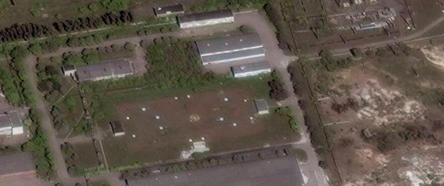 Donetsk Filtration Station - June 1, 2018