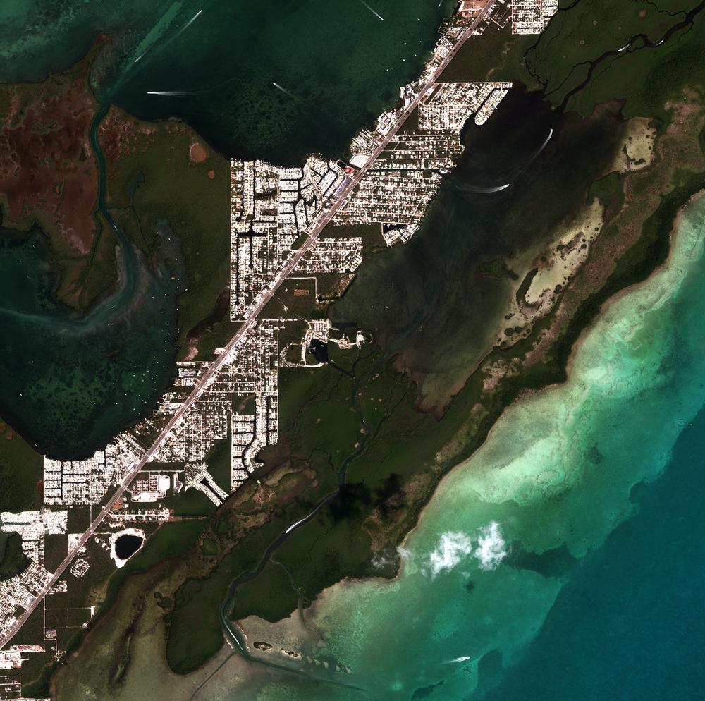 Image courtesy of DigitalGlobe, 3/22/17 16:17 UTC.