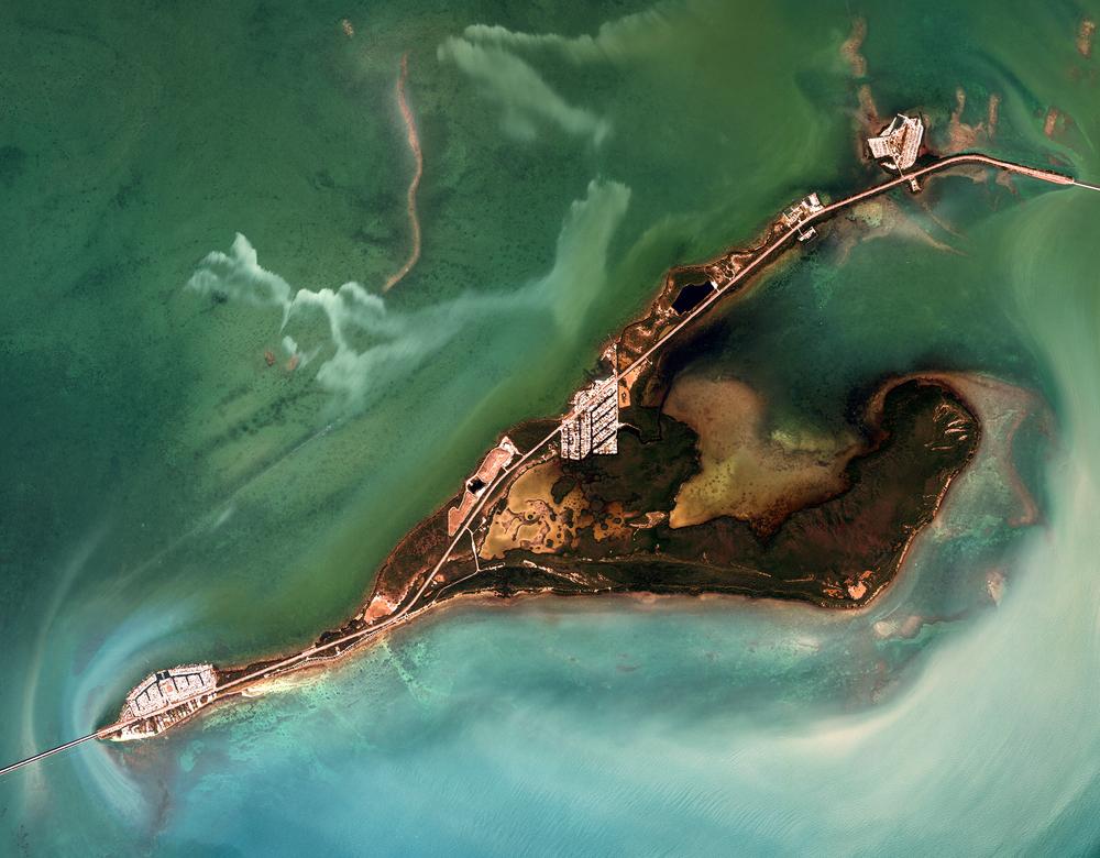 Image courtesy of DigitalGlobe, 2/15/17 16:09 UTC.