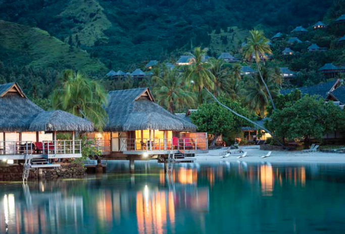Travel writer Lori Barbely Moorea Tahiti