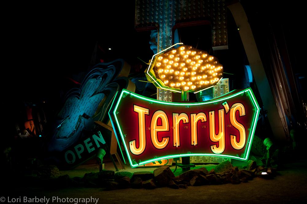 The Neon Museum, Las Vegas