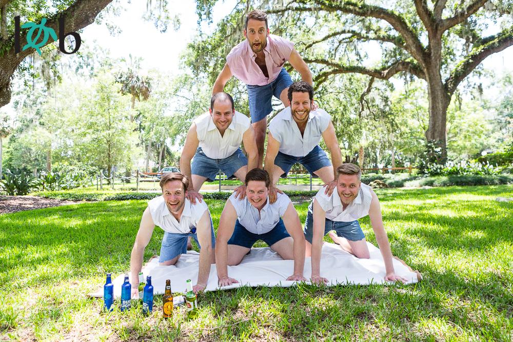 Family portrait photographer in Orlando