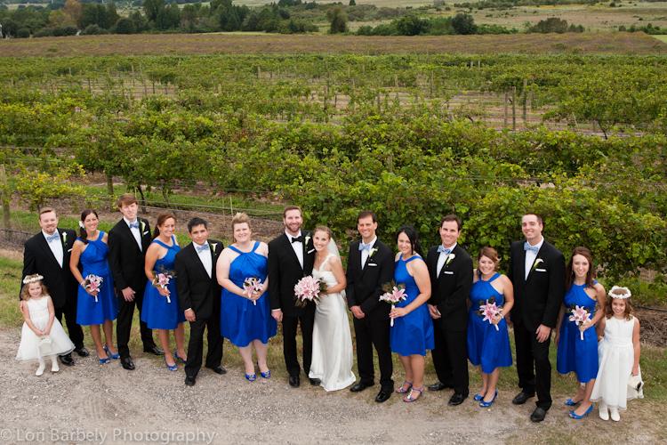 Lakeridge Winery by Lori Barbely