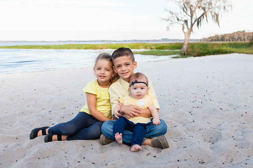 Orlando family portrait photographer