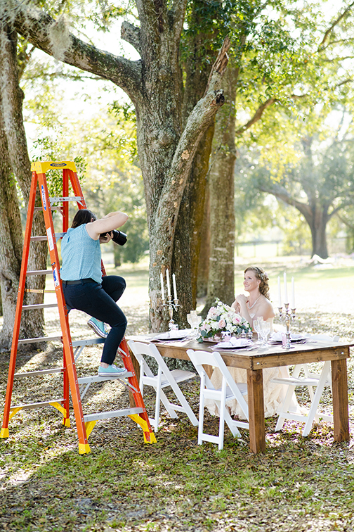 Meet Photographer Lori Barbely - Simply put, I'm in with love! I love capturing the emotional moments on a wedding day. My wedding photography style is unobtrusive and nothing makes my heart happier than capturing a meaningful moment. As an Orlando wedding photographer, I primarily photograph weddings in Central Florida, but I am a seasoned world traveler and I am available to photograph destination weddings anywhere in the world!Favorite food: sushi // Favorite animal: cats (big and small!) sea turtles and giraffes and elephants and sloths and, well, you get the idea! // Favorite destination: Japan. But also Hawaii. And the Grenadines. Can't forget about Tahiti! // Favorite part of the wedding day: the couple's emotions the first time they see each other // Favorite sport: running // Favorite beverage: Coke (with a splash of rum) // Favorite time of day: sunrise (except for the whole getting up part, no one really likes that part!) // Favorite color: the color of the ocean // Favorite sound: laughter