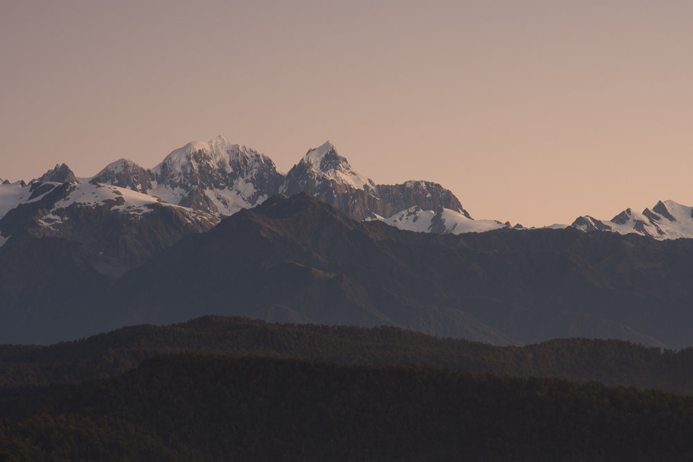 Mt.Cook without CPL