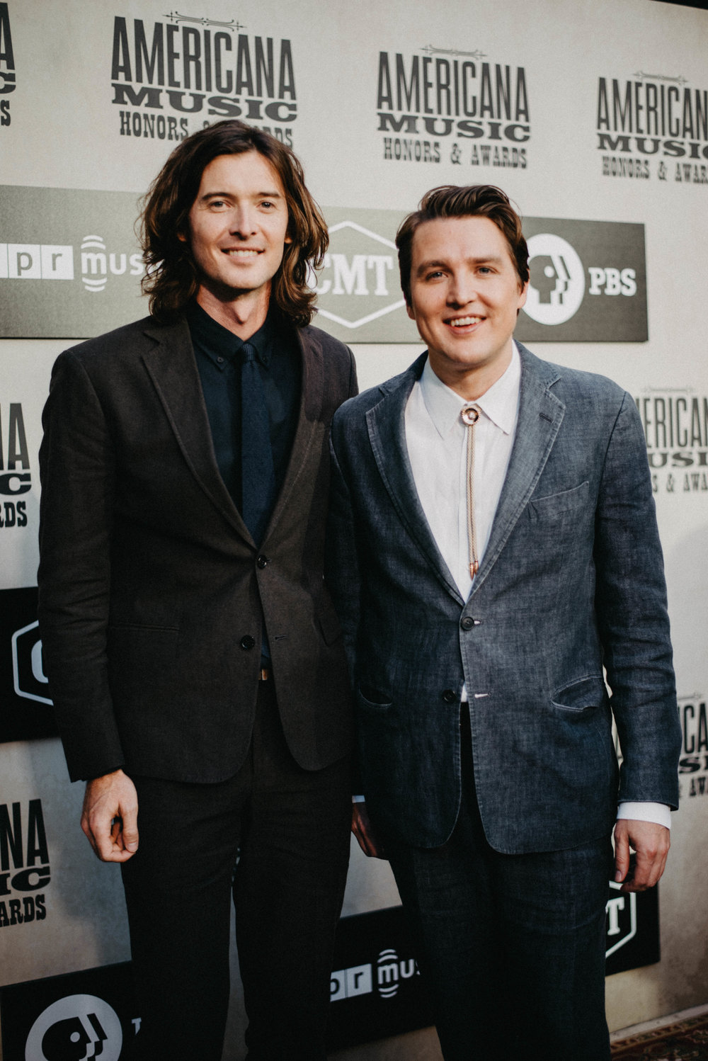 Joey Ryan & Kenneth Pattengale of The Milk Carton Kids