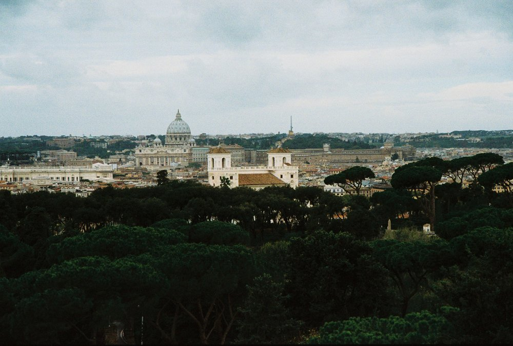 rome with a view -