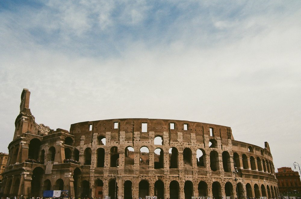 love and the colosseum - ...