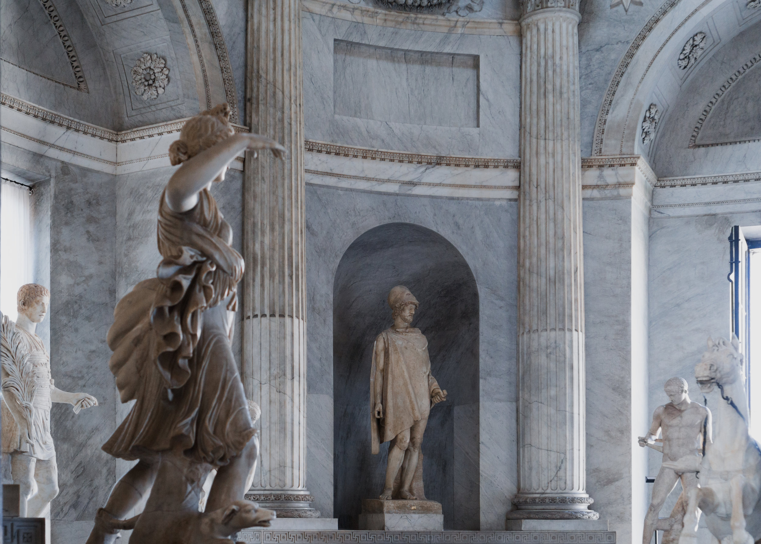 Italian Aesthetics informed by Classical Antiquity & the Renaissance