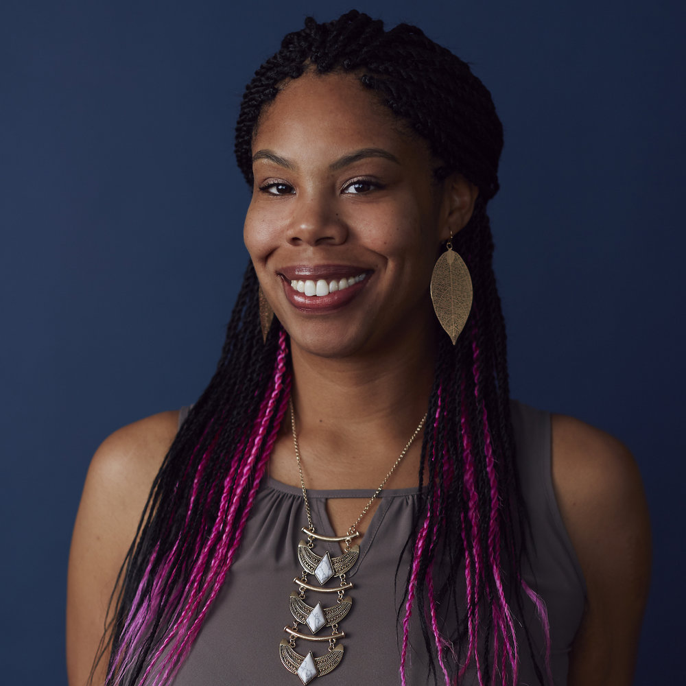 Erica Baker - KEYNOTESr. Engineering Manager at Patreon, Former Sr. Engineer at Slack