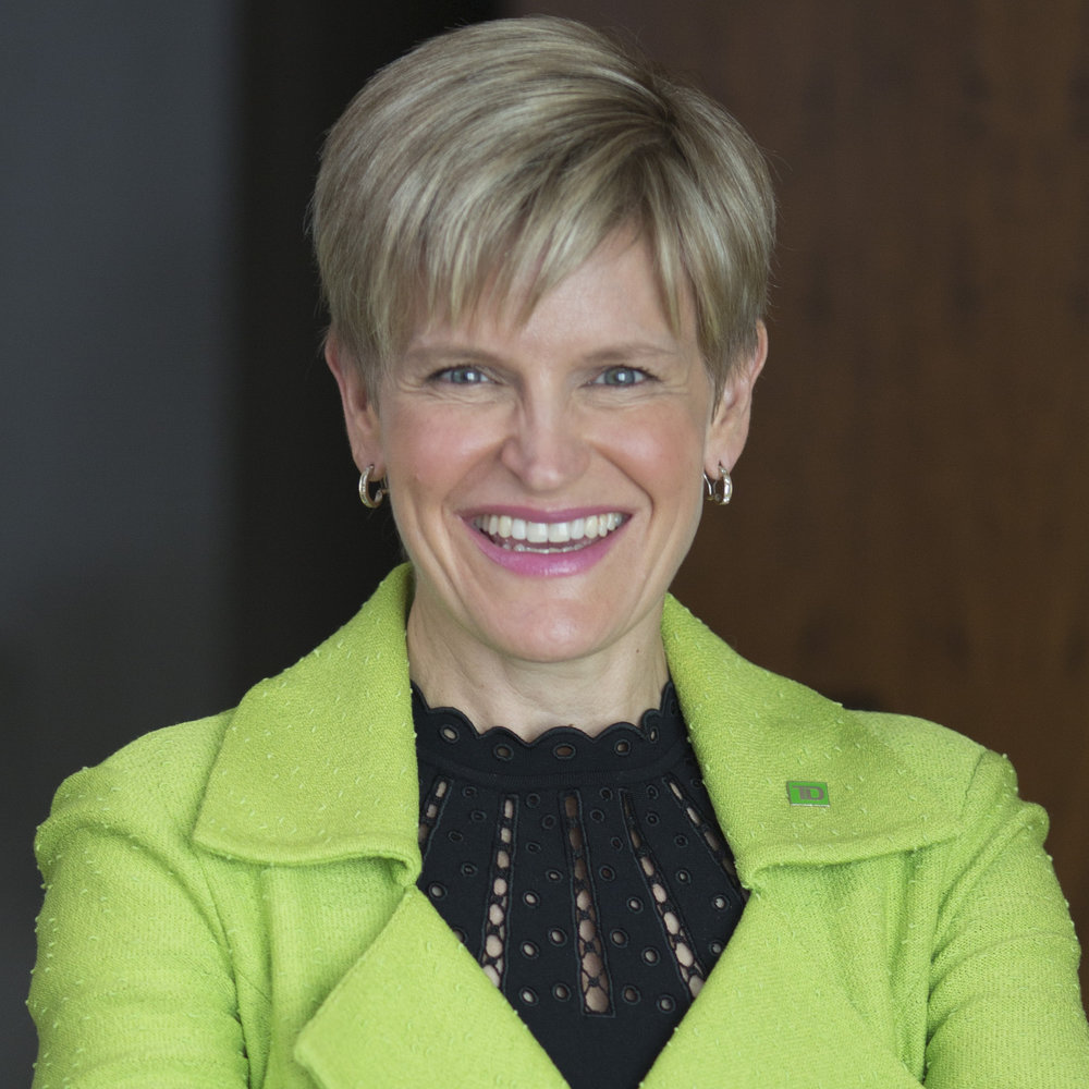 Teri Currie - Group Head, Canadian Personal Bank, TD Bank Group