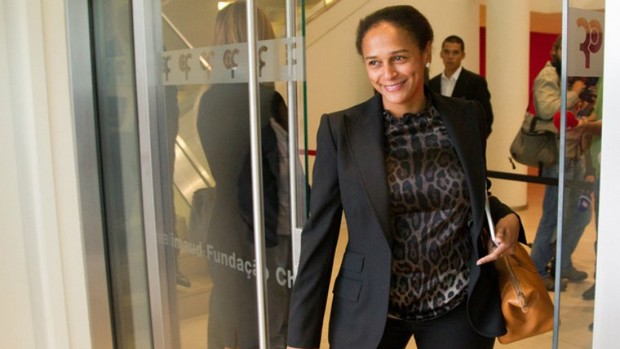 Mrs Isabel Dos Santos - Did I mention that she is also part of the Richard Attias and Associates consulting board in NYC?