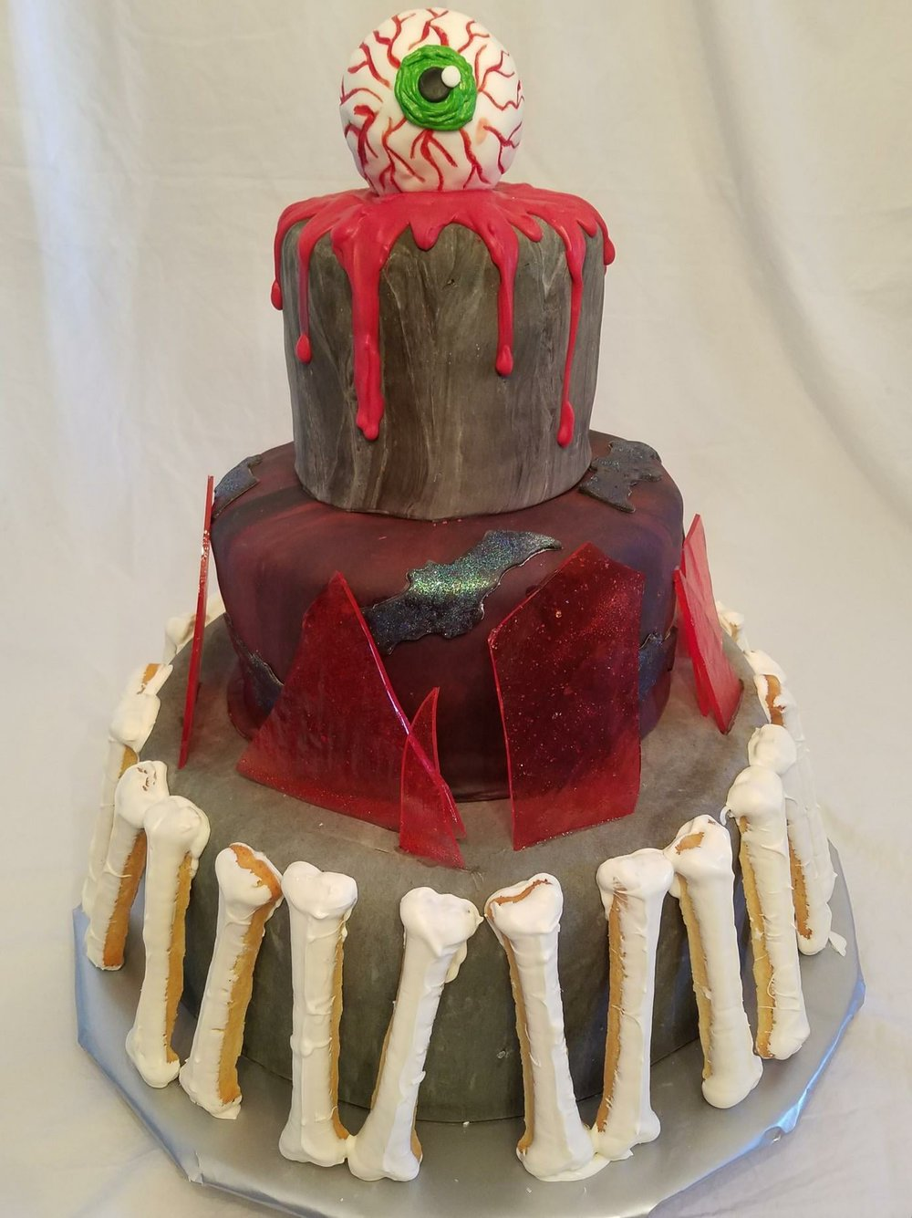 Whimsical Cakes By Carolyn Rodriguez Carolyns Custom Cakes