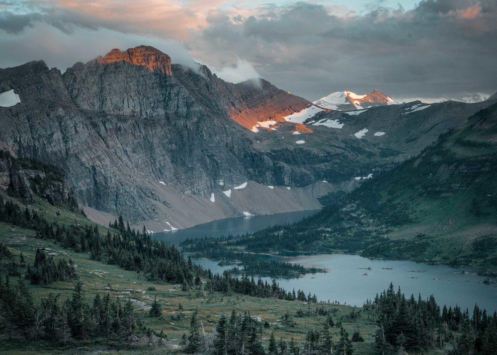 Hidden Lake: Glacier National Park
