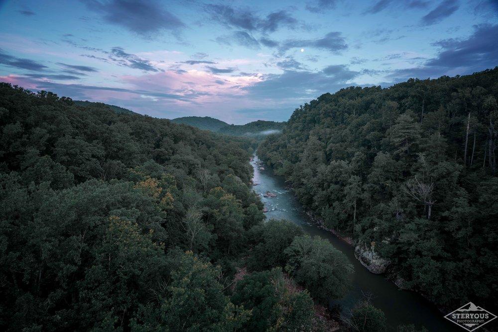 Roanoke River Gorge, Virginia