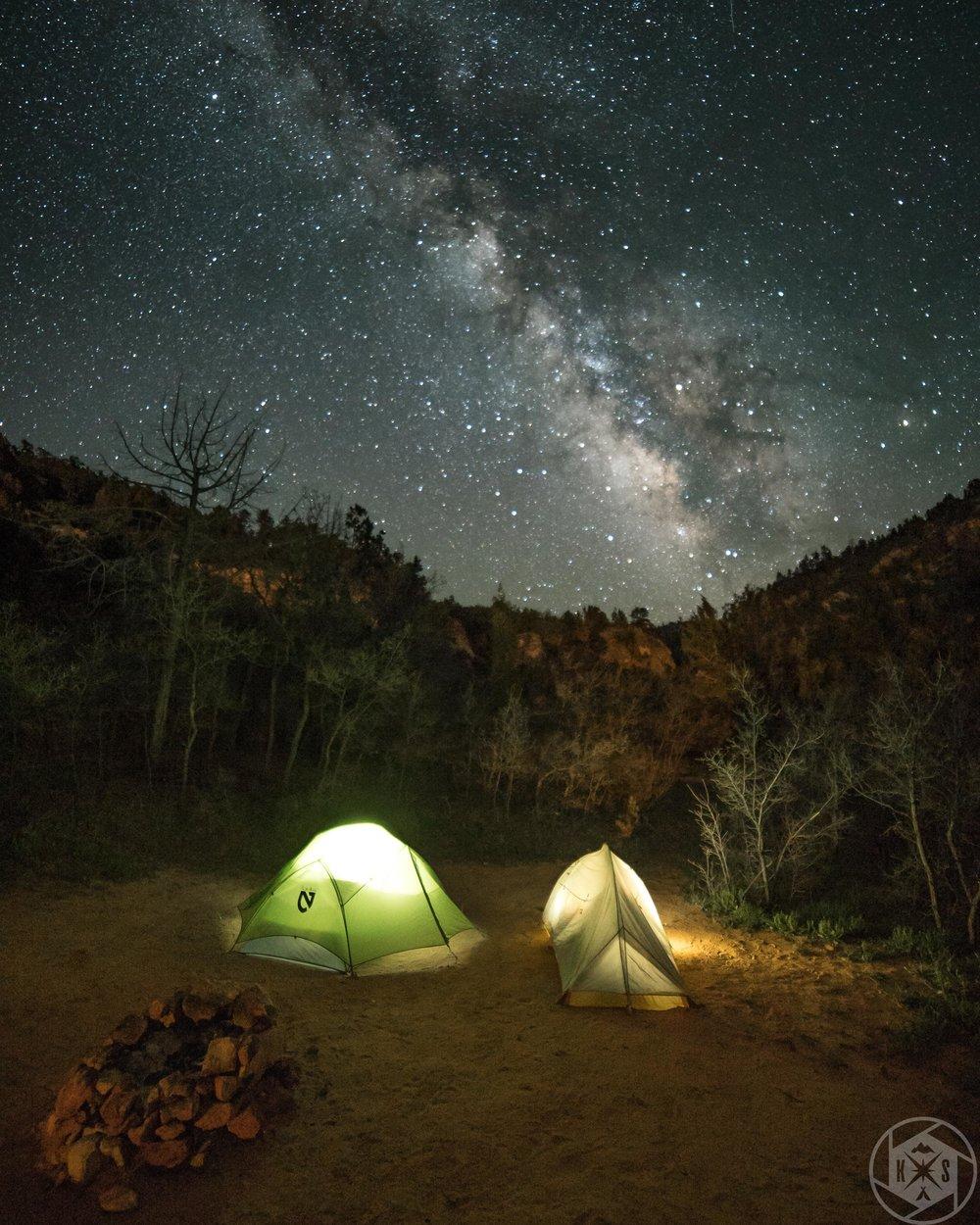 Zion Milky Way Tents.jpg