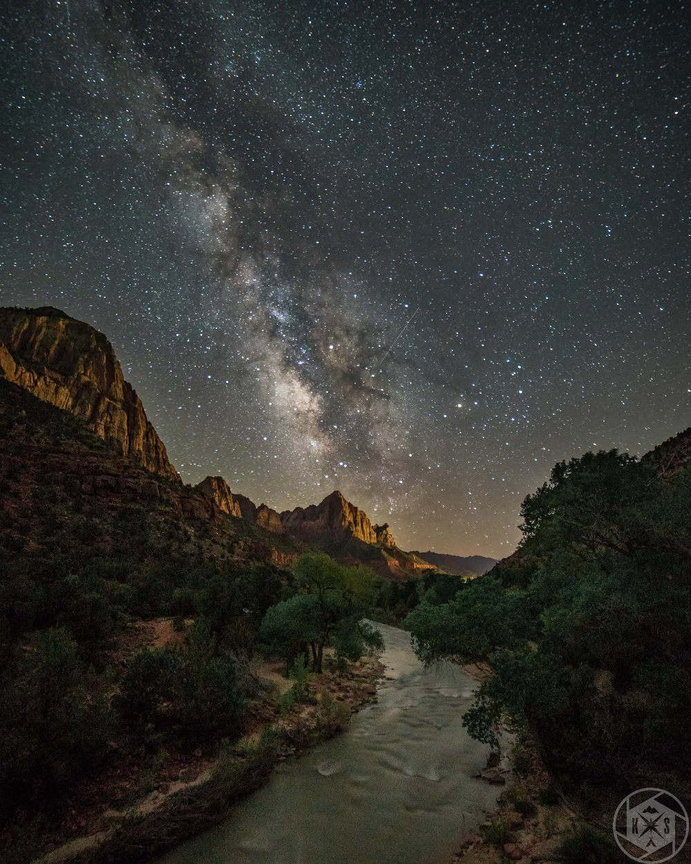 The Watchman: Zion National Park