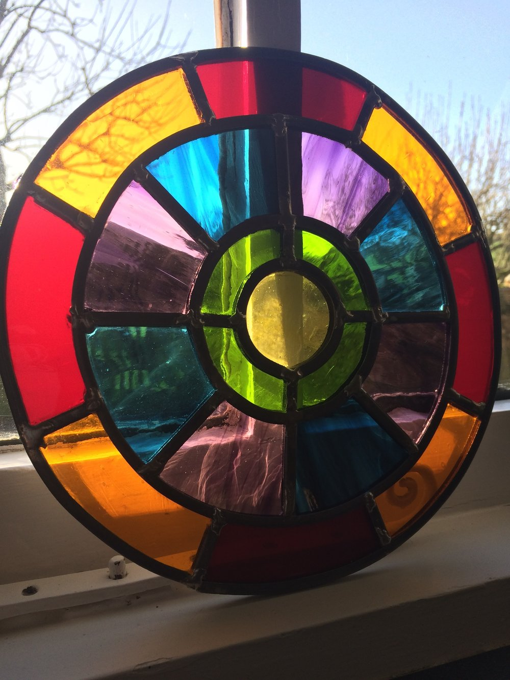 Stained Glass for Beginners -