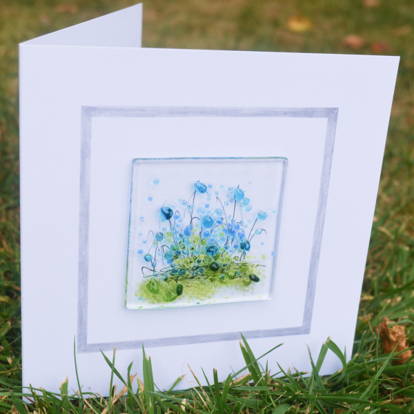 Fused Glass Cards -