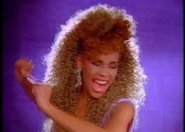 Whitney hair
