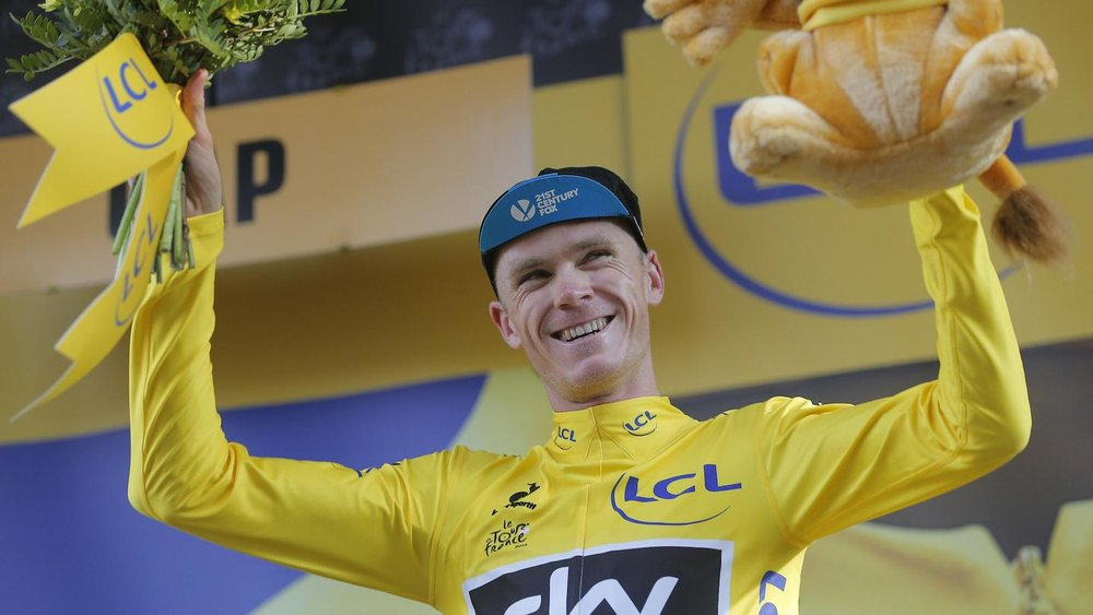 Why does a prominent French anti-doping campaigner doubt Chris Froome? - VICE SPORTS