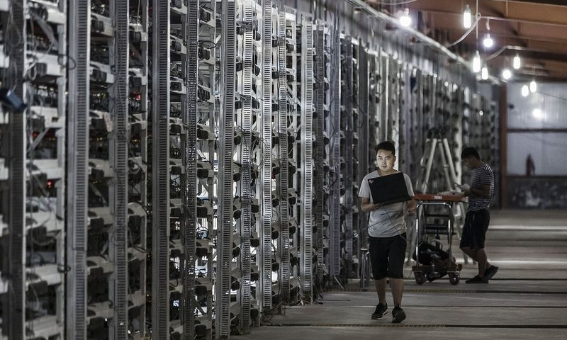 The British entrepreneurs making a fortune from Bitcoin mining - The Telegraph