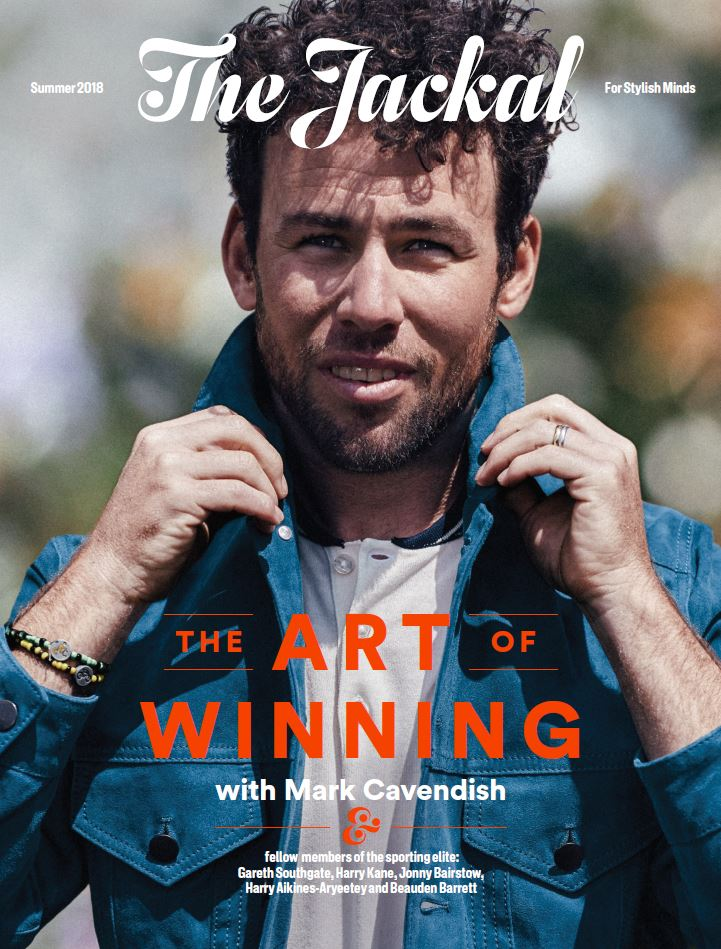 Mark Cavendish cover story - The Jackal