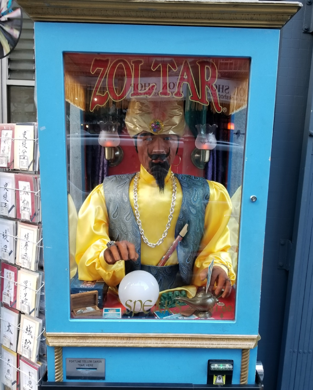 Zoltar the Great