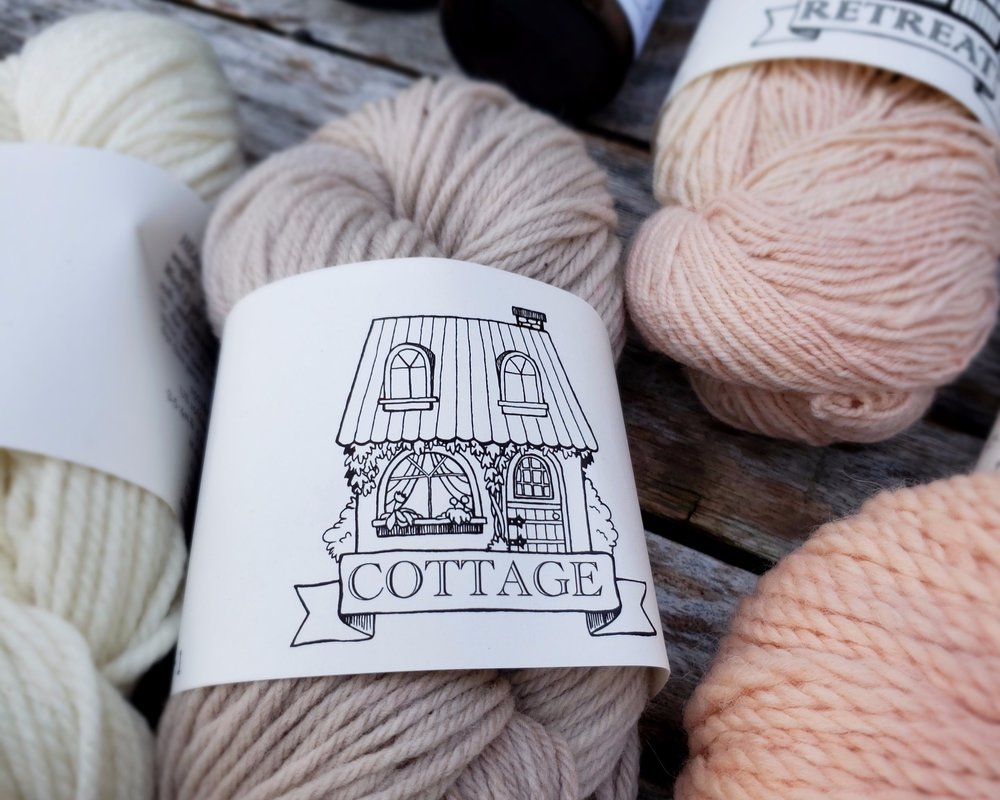 COTTAGE - WORSTED WEIGHT