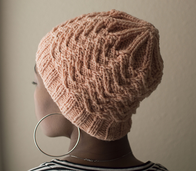 COTTAGE HAT - by Dawn Henderson