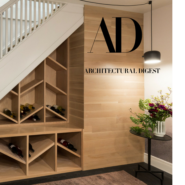 Architectural Digest - SF Showcase House 2018