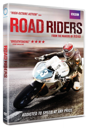 Coming Soon! Road Riders on DVD