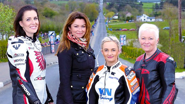 Suzi Perry's Queens of the Road - BBC NI