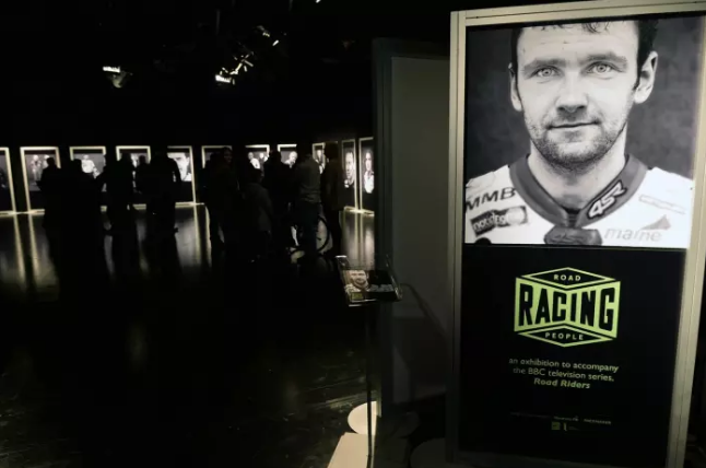 Road Racing People Exhibition  March 2017