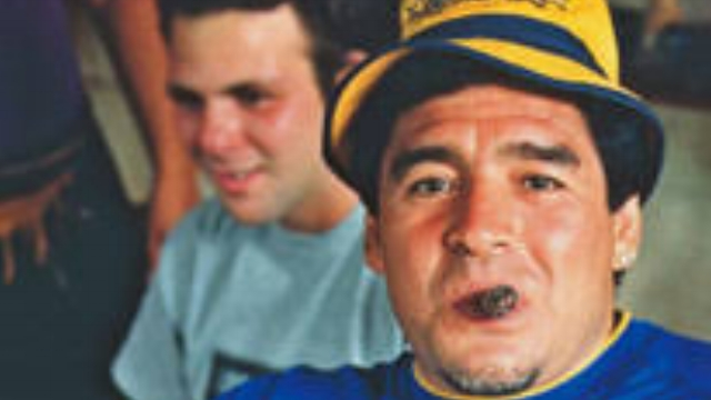 Maradona - Kicking The Habit - CHANNEL 4