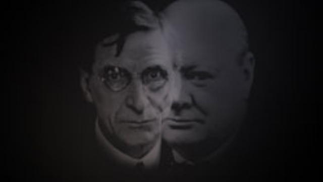 Face Off - De Valera V Churchill - RTE