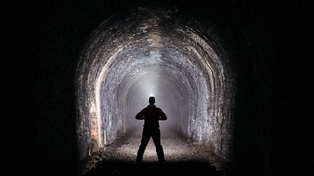 Episode 2 - Industry   Cormac Ó hÁdhmaill ventures below the streets of Belfast to see the extraordinary extent of the hidden underground infrastructure that keeps our cities and towns going, from sewers, river culverts and weirs.