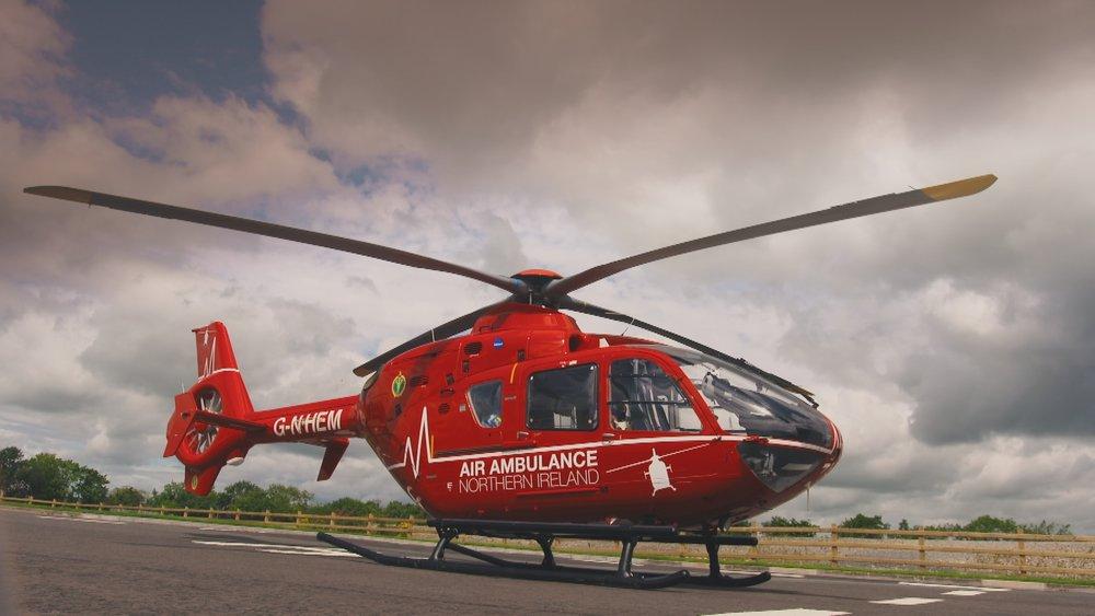 Air Ambulance and The Flying Doctors - BBC NI