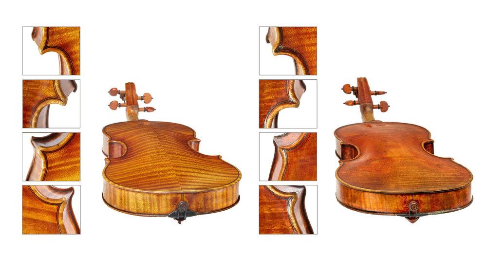 Guarneri vs Stradivari