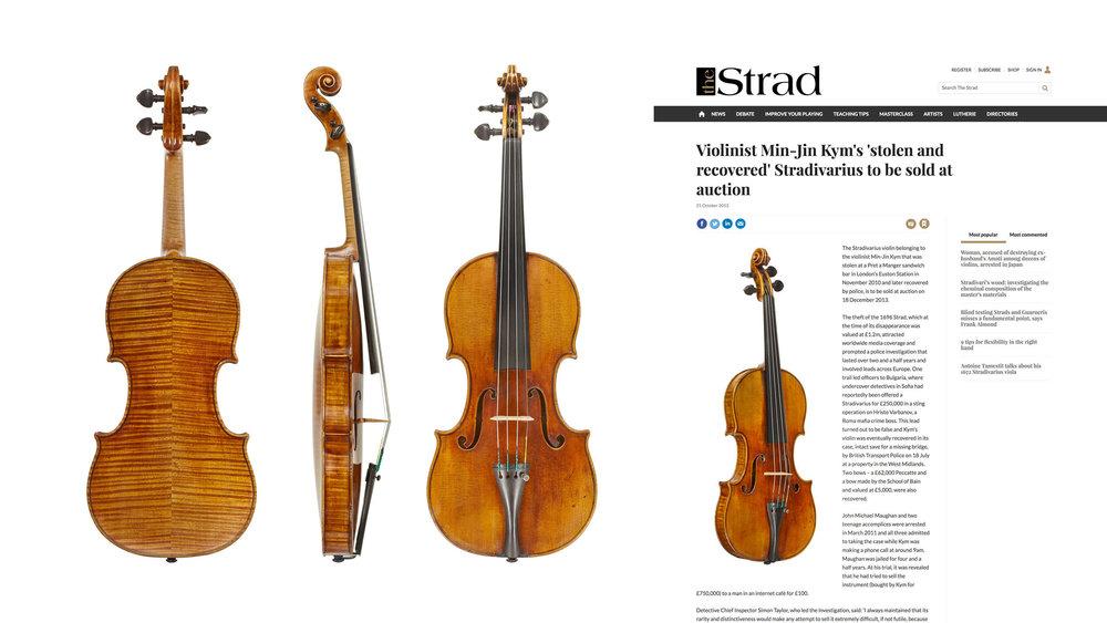 Strad Magazine