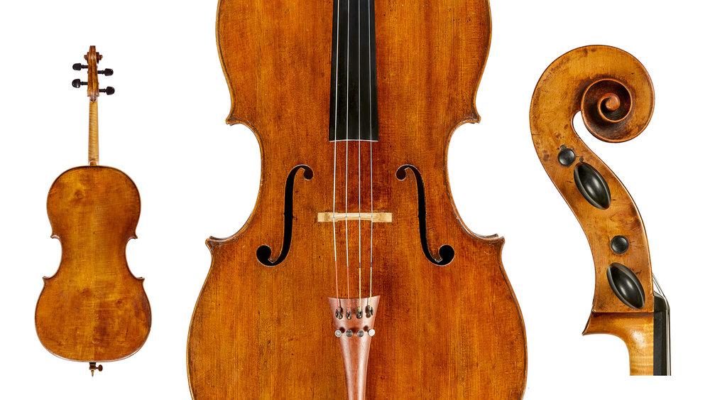 Francesco Rugeri Cello