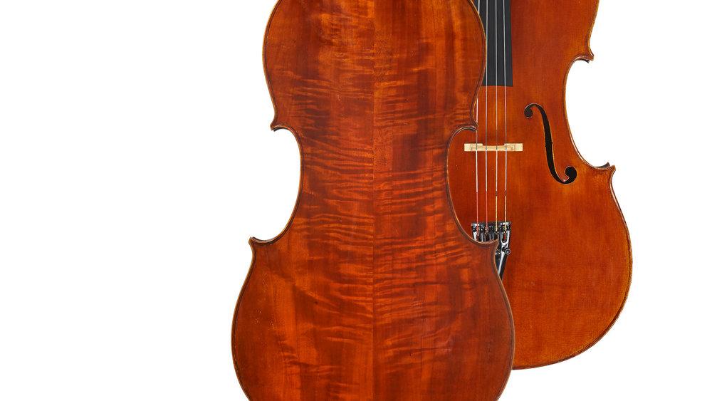 Celeste Farotti cello