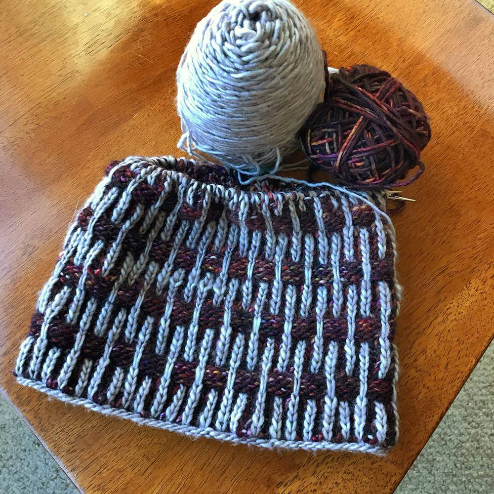 """CURRENT CLASSES & EVENTS - Magic Loop: The World's Simplest Mittens (in progress)January 16, 23 & February 6, 5:00pm-7:00pm 
