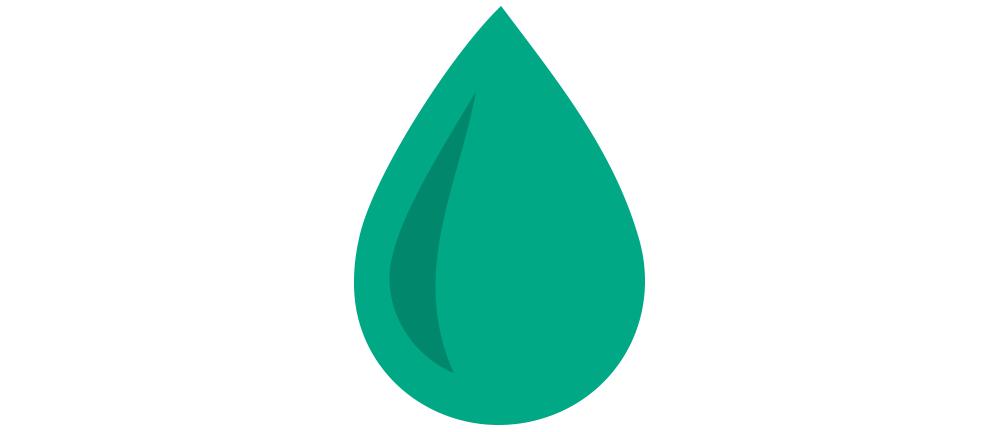 Eco-Friendly Ink Drop