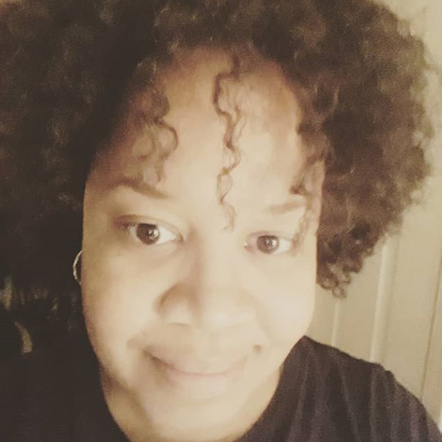 Because sometimes you just need to cut your hair. Freedom. #teamnatural