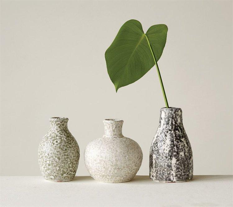 Charmedrevival Terra Cotta Vase