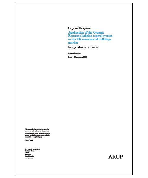 Arup UK Report - 2015