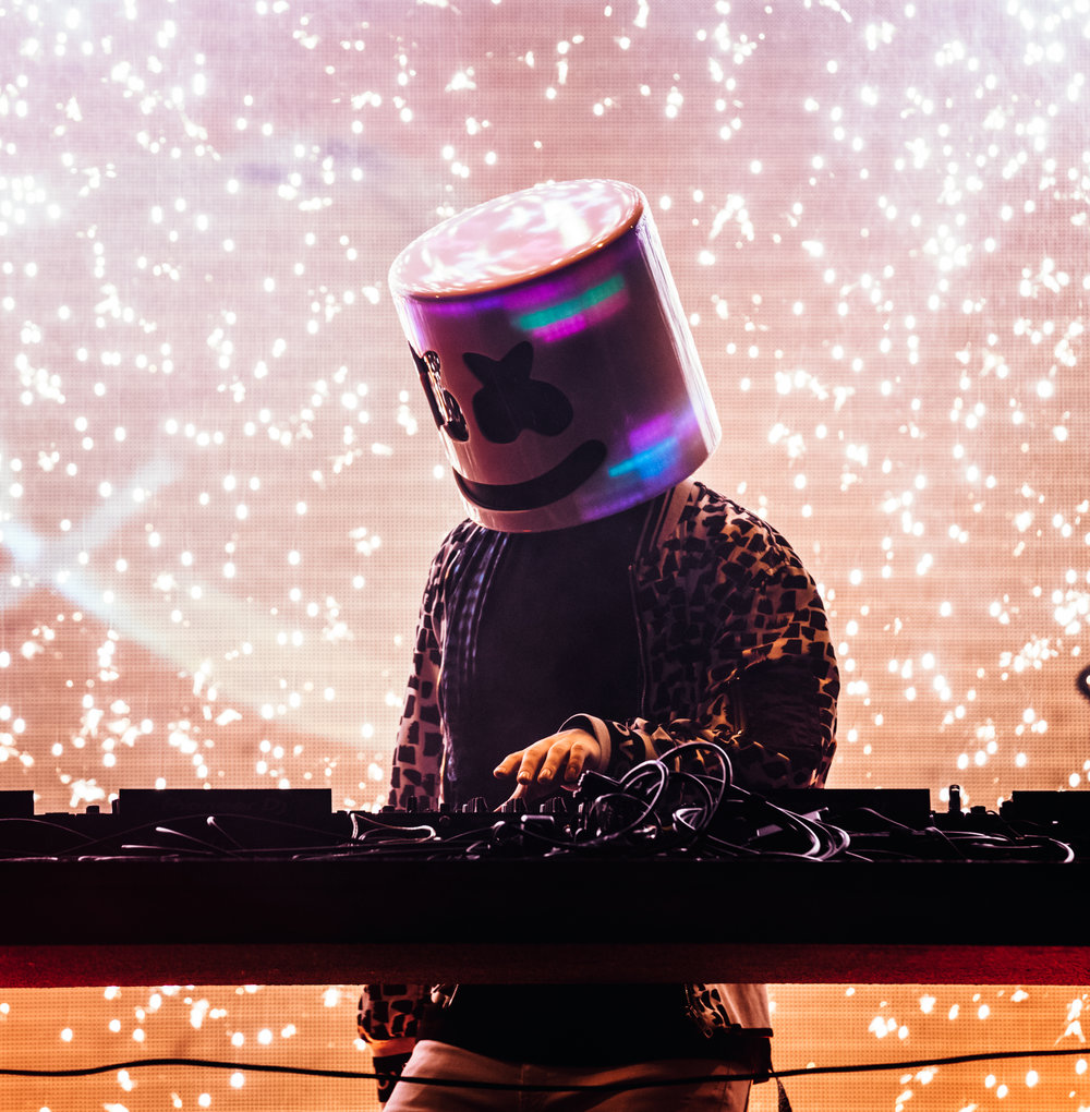 Marshmello (Forbes 30 Under 30 Summit, 2018)